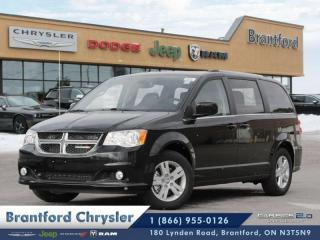 New 2019 Dodge Grand Caravan Crew Plus  - Leather Seats - $264.49 B/W for sale in Brantford, ON