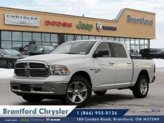 Used 2019 RAM 1500 Classic SLT  - Navigation -  Uconnect for sale in Brantford, ON
