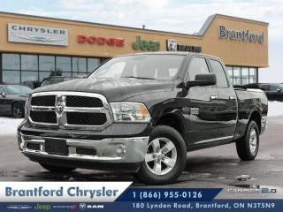 Used 2017 RAM 1500 SLT  bluetooth-remote start-diesel $271b\w for sale in Brantford, ON