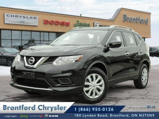 Used 2015 Nissan Rogue AWD 4DR  bluetooth-AWD-steering wheel contols $129 b\w for sale in Brantford, ON