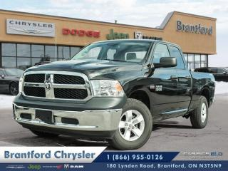 Used 2017 RAM 1500 ST  -  Power Windows -  Power Doors - $184.35 B/W for sale in Brantford, ON