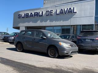 Used 2004 Toyota Matrix 8 pneus ** Seulement 119 000 KM ** for sale in Laval, QC