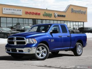 New 2019 RAM 1500 Classic ST  - Uconnect - $222.90 B/W for sale in Brantford, ON