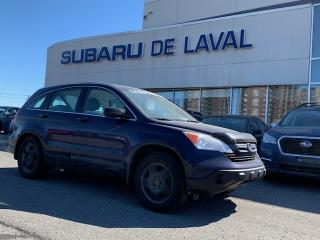 Used 2008 Honda CR-V LX 2 roues motrices ** 8 pneus ** for sale in Laval, QC