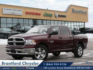 New 2019 RAM 1500 Classic ST  - SiriusXM for sale in Brantford, ON