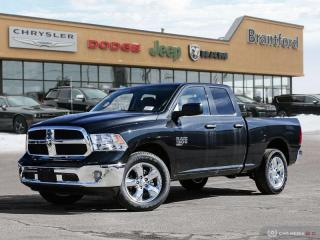 New 2019 RAM 1500 Classic ST  - $221.21 B/W for sale in Brantford, ON
