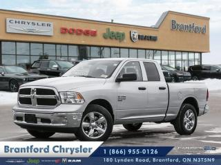New 2019 RAM 1500 Classic ST  - $221.03 B/W for sale in Brantford, ON