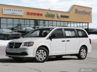 New 2019 Dodge Grand Caravan Canada Value Package  - $184.56 B/W for sale in Brantford, ON
