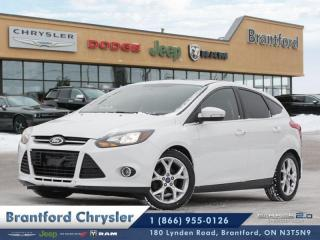 Used 2014 Ford Focus 5DR HB  - Bluetooth -  Heated Seats - $108.76 B/W for sale in Brantford, ON