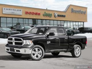 New 2019 RAM 1500 Classic ST  - Uconnect - SiriusXM - $212.11 B/W for sale in Brantford, ON
