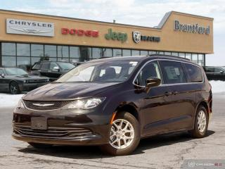 Used 2019 Chrysler Pacifica Touring  - KeySense - Black Seats - $236 B/W for sale in Brantford, ON