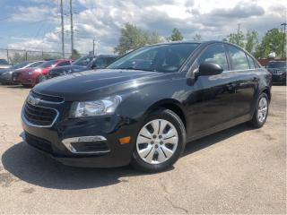 Used 2015 Chevrolet Cruze 1LT| Sunroof| Pioneer | Stick| Backup Camera for sale in St Catharines, ON