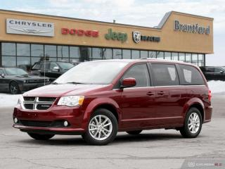New 2019 Dodge Grand Caravan SXT Premium Plus  -  Uconnect - $223.67 B/W for sale in Brantford, ON