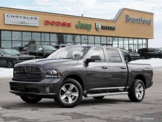 Used 2015 RAM 1500 Sport  -  - Air - Tilt - $239.02 B/W for sale in Brantford, ON
