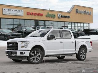 Used 2017 Ford F-150 -  - Air - Tilt - $244.35 B/W for sale in Brantford, ON