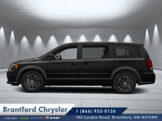 Used 2018 Dodge Grand Caravan GT  - Bluetooth -  Leather Seats - $175.01 B/W for sale in Brantford, ON