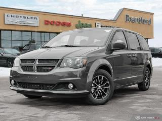 New 2019 Dodge Grand Caravan GT  - Radio: 430N - $271.04 B/W for sale in Brantford, ON