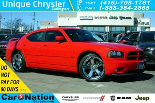 Used 2010 Dodge Charger 5.7L HEMI| R/T| NAV| LEATHER| HEATED SEATS for sale in Burlington, ON