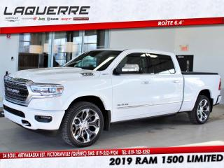 Used 2019 RAM 1500 Ltd 4x4 8 for sale in Victoriaville, QC