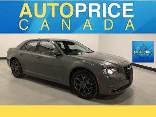 Used 2018 Chrysler 300 S REAR CAM|LEATHER|AWD for sale in Mississauga, ON