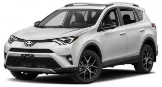 Used 2016 Toyota RAV4 se for sale in Brampton, ON