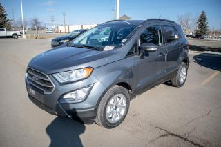 Used 2019 Ford EcoSport Ecoboost, SE Convenience Package, Fordpass Connect, Nav, Remote Start, Moonroof for sale in Okotoks, AB