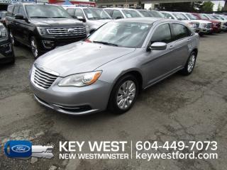 Used 2014 Chrysler 200 LX Sedan for sale in New Westminster, BC