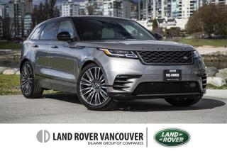 Used 2018 Land Rover RANGE ROVER VELAR P380 First Edition for sale in Vancouver, BC