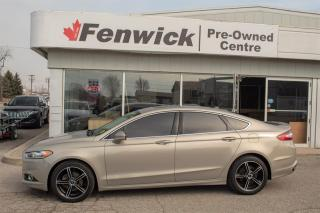 Used 2015 Ford Fusion Titanium for sale in Sarnia, ON