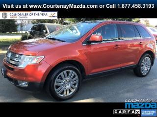 Used 2008 Ford Edge Limited 4D Utility AWD for sale in Courtenay, BC