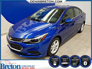 Used 2018 Chevrolet Cruze for sale in St-Eustache, QC