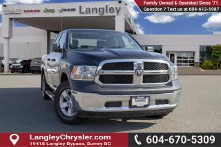 Used 2015 RAM 1500 ST - HEMI V8 - Trailer Hitch for sale in Surrey, BC