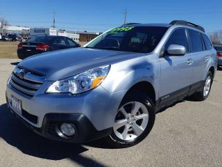 Used 2014 Subaru Outback 2.5I LIMITED for sale in Beamsville, ON