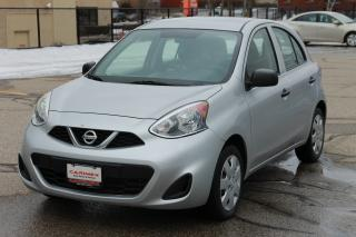 Used 2015 Nissan Micra S ONLY 46K | AC | AUTO | CERTIFIED for sale in Waterloo, ON