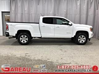 Used 2017 GMC Canyon SLE cabine multiplace 4RM, 128,3 po for sale in Senneterre, QC