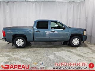 Used 2007 Chevrolet Silverado 1500 4 RM, Cabine multiplaces 143,5 po, WT for sale in Senneterre, QC