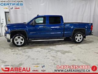Used 2017 GMC Sierra 1500 Cabine multiplace 4RM 143,5 po for sale in Senneterre, QC