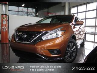 Used 2016 Nissan Murano SL|AWD|BOSE|NAVI|TOIT PANO| for sale in Montréal, QC