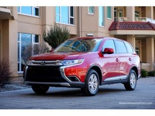 Used 2018 Mitsubishi Outlander ES for sale in Vancouver, BC