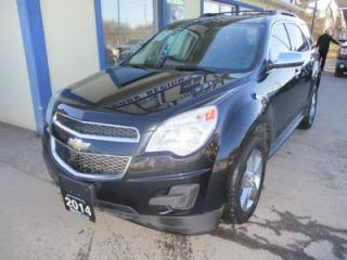 Used 2014 Chevrolet Equinox POWER EQUIPPED 1-LT MODEL 5 PASSENGER 3.6L - V6.. HEATED SEATS.. TOUCH SCREEN.. POWER SUNROOF.. BACK-UP CAMERA.. PIONEER PREMIUM AUDIO.. for sale in Bradford, ON