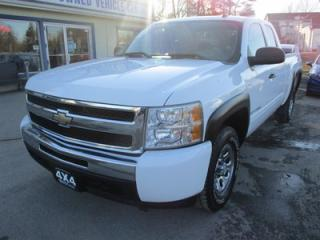 Used 2011 Chevrolet Silverado 1500 GREAT VALUE LS EDITION 6 PASSENGER 4.8L - V8.. 4X4.. EXTENDED-CAB.. SHORTY.. CD/AUX INPUT.. KEYLESS ENTRY.. TOW SUPPORT.. for sale in Bradford, ON