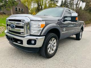 Used 2013 Ford F-350 Lariat for sale in Richmond Hill, ON