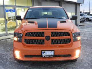 New 2019 RAM 1500 Classic Express Ignition Orange BACK UP CAM LED BED LIGHTS for sale in Concord, ON