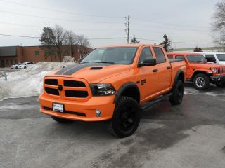 New 2019 RAM 1500 Classic Express Ignition Orange 4in. LIFT ROCKSTAR 20in. for sale in Concord, ON