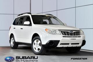 Used 2011 Subaru Forester 2,5X automatique for sale in St-Hyacinthe, QC