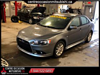 Used 2015 Mitsubishi Lancer SE LIMITED TOIT OUVRANT AUTO for sale in St-Jérôme, QC