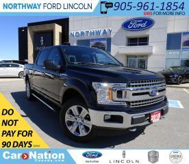 Used 2018 Ford F-150 XLT | NAV | HTD SEATS | 5.0L V8 | XTR | for sale in Brantford, ON