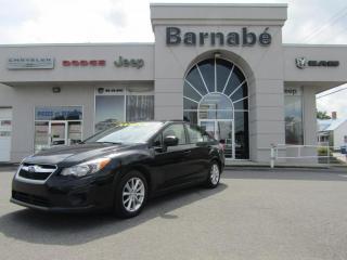 Used 2014 Subaru Impreza TOURING + AWD + BLUETOOTH + SIÈGES AVANTS CHAUFFANTS for sale in Napierville, QC