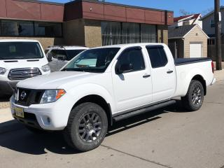 Used 2012 Nissan Frontier 4WD Crew CAB LWB Auto SV for sale in Hamilton, ON