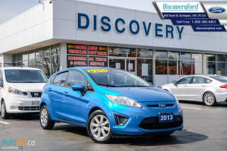 Used 2013 Ford Fiesta SE for sale in Burlington, ON